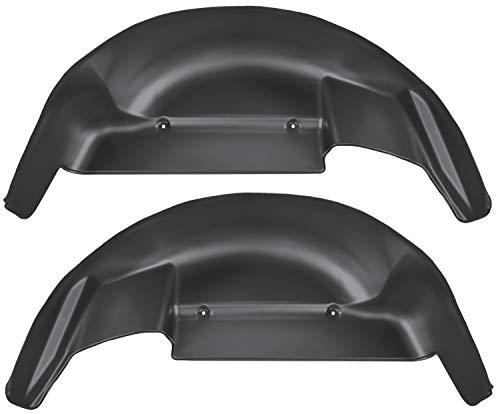 Husky Liners Rear Wheel Well Guards Fits 06-14 F150
