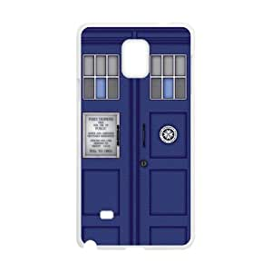 Doctor Who Fashion Comstom Plastic case cover For Samsung Galaxy Note4