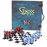 'Kingdom,' chess set