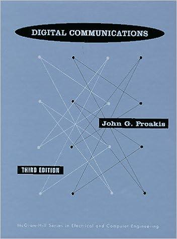 digital communications proakis homework