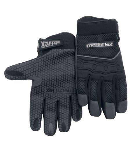 Chicago Protective Apparel Mechflex Gripper Lightweight Utility Glove Extra Large