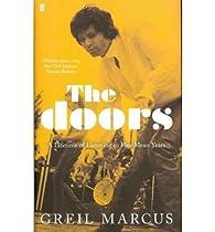 [ THE DOORS BY MARCUS, GREIL](AUTHOR)HARDBACK par Greil Marcus