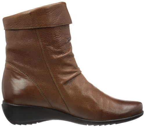 Noir Bottine anthracite SEDDY Black 7900 Black cuir Chaussure Mephisto Marron Femme 5tq16pwx