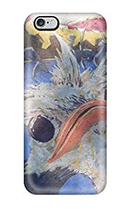 New Premium ZippyDoritEduard Sidewalk Art Skin Case Cover Excellent Fitted For Iphone 6 Plus