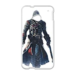 Assassin'S Creed Ii HTC One M7 Cell Phone Case White present pp001_9779803