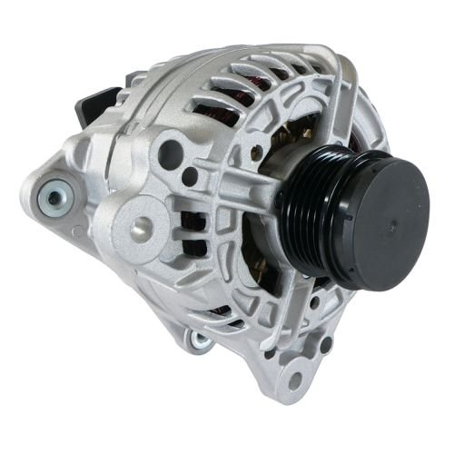 LActrical ALTERNATOR FOR VW VOLKSWAGEN PASSAT TDI 2L 2.0L DIESEL ENGINE 2004 04 2005 05 120AMP WITH CLUTCH PULLEY ()
