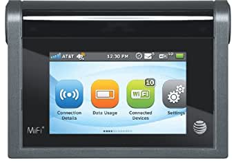 at t mifi liberate 4g lte mobile hotspot at t cell phones accessories. Black Bedroom Furniture Sets. Home Design Ideas