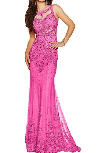 Vestido Topkleider para rosa 44 mujer zqnT4wxn