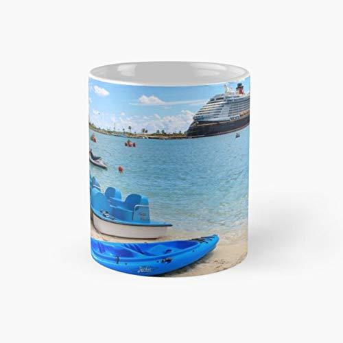 Beach View 110z Mug -