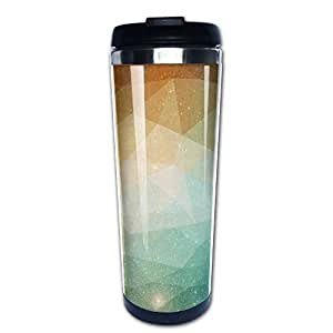 KOBOSS Colorful Resuable And Outdoor Colorful Travel Cup To Go Coffee Cup For Business,Travel,Sporting With 400 Ml Of Capacity