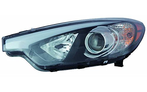 kia forte headlight unit - 7