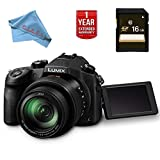Panasonic Lumix DMC-FZ1000 Digital Camera Body Bundle For Sale