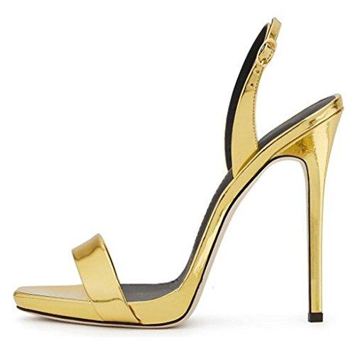 Sandalias De Tacón Con Cordones Para Mujer, Zapatos De Tacón Alto Con Cordones Sandalias De Tacón Con Cordones, Sandalias De Tacón Con Banda Suelta