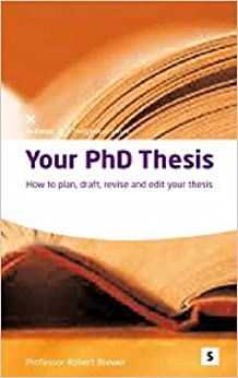 Phd thesis in it