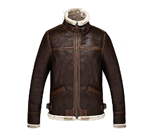 Resident Evil 4 Leon Halloween Costumes (Koveinc Resident Evil 4 Leon Kennedy Men's PU Leather)