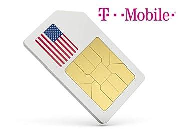 MySim Tarjeta SIM prepaga de Estados Unidos con 4Gb 10 días ...