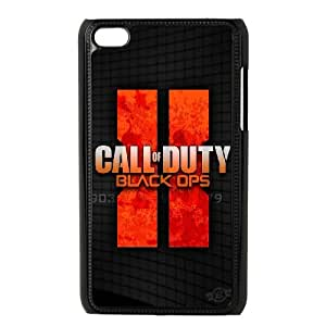 iPod Touch 4 Case Black Call Of Duty Black Ops 2 Logo SU4465885