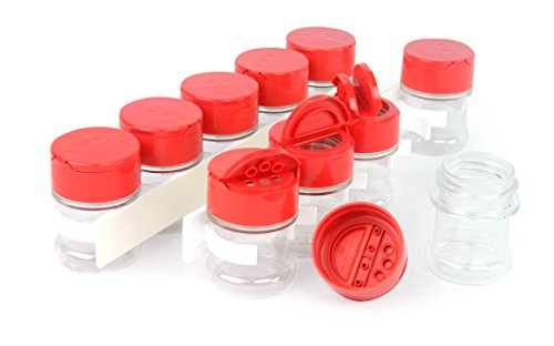 Plastic Spice Bottles (SpiceStor 2