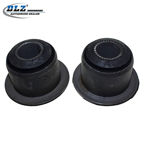 DLZ 2 Pcs Front Upper Control Arm Bushings Compatible with 1986-1997 Ford Aerostar, 1974-1978 Ford Mustang II, 1974-1980 Ford Pinto, 1975-1980 Mercury Bobcat (Front Mustang Control Arm Bushings)