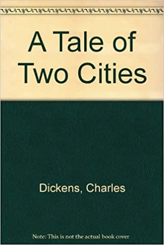 Cities two tale the pdf of