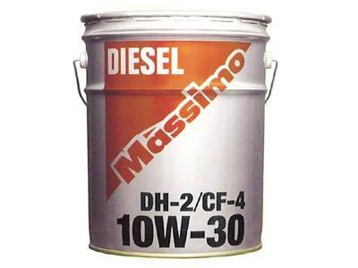 マッシモ エンジンオイル ディーゼル DH-2 10W-30 20L B0087XSTD2