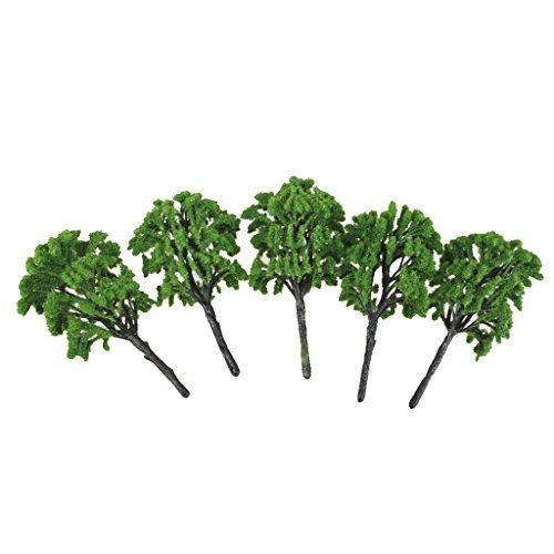 no-brand-goods-clinique-green-model-tree-1-50-1-75-16cm-railway-landscape-model-supplies-train-railw