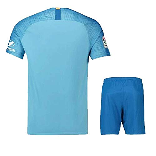 half off 582c5 84fa4 Amazon.com : Cicika Soccer Jersey & Shorts Club Team (Home ...