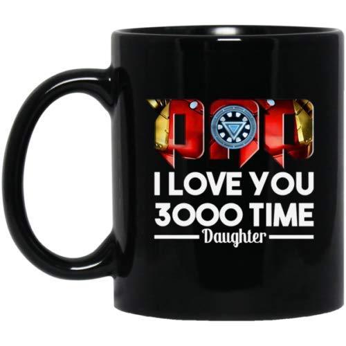 Father's Day Daddy I Love You 3000 - Coffee Mug Gift Coffee Mug 11OZ Coffee Mug