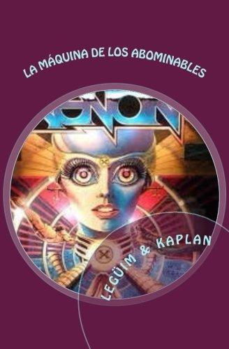 La maquina de los abominables (Las aventuras de Andres y Andrea) (Spanish Edition) [M Leguim - Alma Kaplan] (Tapa Blanda)