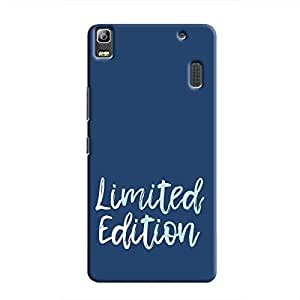 Cover It Up - Limited Edition Blue A7000 / K3 Note Hard Case