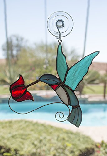 Buy stained glass garden decorations