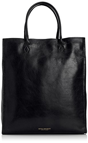 Royal RepubliQ Mel Tote Bag Tote Bag Schwarz (Black) OR4r5Q