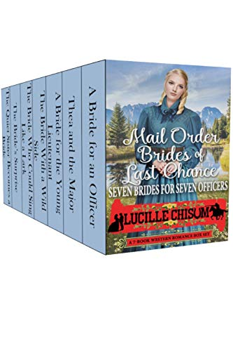 Pdf Religion The Mail Order Brides of Last Chance: Seven Brides for Seven Officers (A 7-Book Western Romance Box Set)