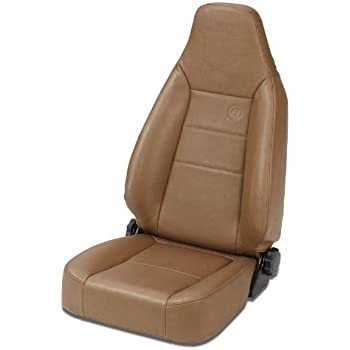 Smittybilt 45017 Denim Spice Factory Style Replacement Front Seat