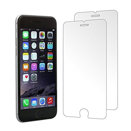 iPhone8/ 7/ 6s Screen Protector with [9H Hardness] [Crystal Clear] [Easy Bubble-Free Installation] [Scratch Resist]Screen Protector for Apple iPhone 8 , 7 ,6s [4.7inch](1 Pack)