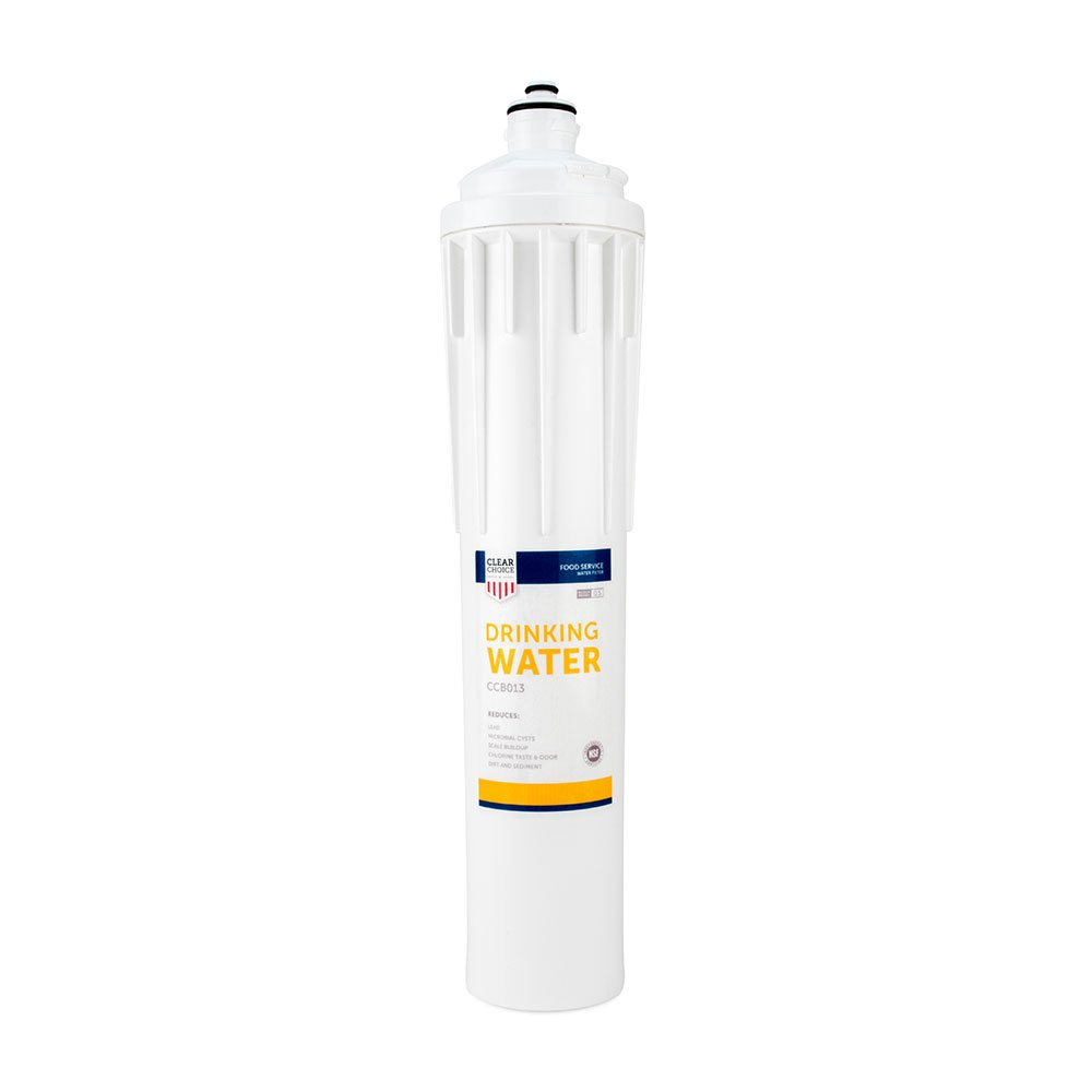 Clear Choice Drinking Water Filtration System Replacement Cartridge for Everpure EV9270-70 EV9270-71 EV9270-72 EV9270-76 EV9611-16 H-300 Also Compatible with Nu Calgon 9619-06 9635-06, 1-Pack
