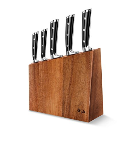 Cangshan S Series 59656 6-Piece German Steel Forged Knife Block Set by Cangshan (Image #8)
