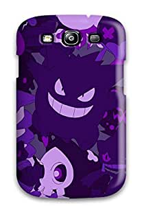 Waterdrop Snap-on Pokemon Case For Galaxy S3
