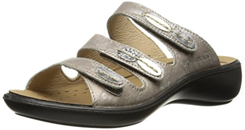 Romika of Germany Women's Ibiza 20 Dress Sandal - Platin ...