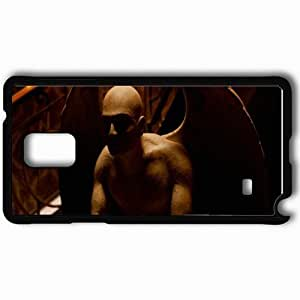 Personalized Samsung Note 4 Cell phone Case/Cover Skin 11 11 11 Black