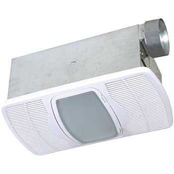 Nutone Qt9093wh Combination Fan Heater Light Night Light