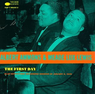 First Day by AMMONS,A/LEWIS,M