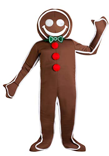 Child Iced Gingerbread Man Costume X-Large]()