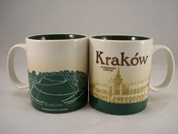 Mug Cracovie Pologne GramAmazon Série Icône 453 Starbucks 6 Global N0wvm8On