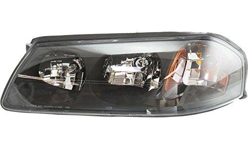 02 impala headlight assembly - 5