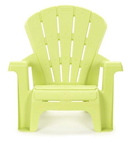 Little Tikes Green Garden Chair - 18.50