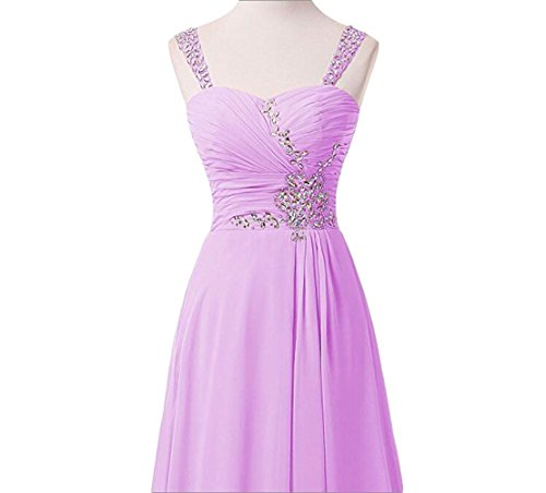 Leader of the Beauty - Vestido - para mujer morado Lilac 46