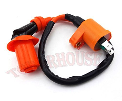 Racing Ignition Coil For GY6 50 125cc 150cc Engine for sale  Delivered anywhere in USA