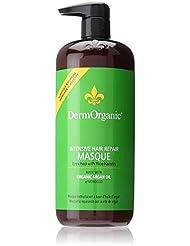 DermOrganic Intensive Hair Repair Deep Masque with Argan...