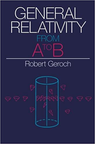 General relativity from a to b robert geroch 9780226288642 amazon general relativity from a to b robert geroch 9780226288642 amazon books fandeluxe Choice Image